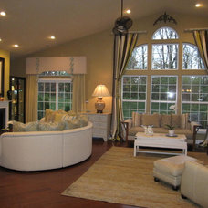 Traditional Family Room by European Home Collection, Inc