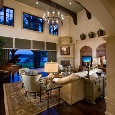 Traditional Family Room by Storch Entertainment Systems