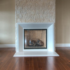 Traditional  by California Mantel & Fireplace, Inc.