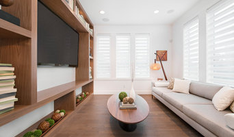 Mantles and built-ins