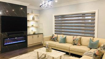 Markham newly renovated house interior decoration