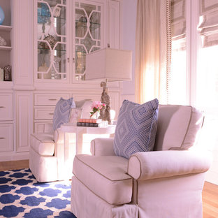 Inspiration for a timeless family room remodel in Dallas