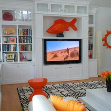 Modern Family Room by Welcome Home Living