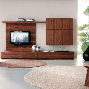 Immagine di un soggiorno moderno