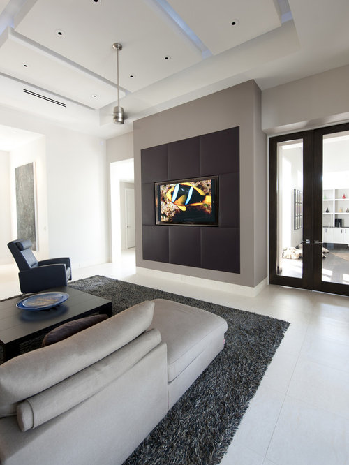 Wall Designs For Tv Room : Best tv wall design ideas remodel pictures houzz