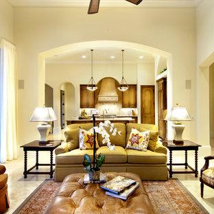 Mediterra Custom Home II- Great Room