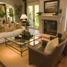 Family Room by Fashion House Interior Design Co, LLC