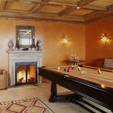 Mediterranean Family Room Mediterranean Family Room