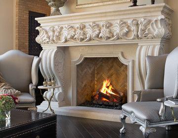 Mediterranean Villa Luxury Home Designed by Fratantoni Design!
