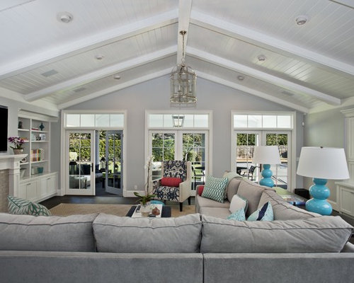 Vaulted ceiling lighting houzz has the largest collection of home