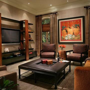 Miami-Family Room