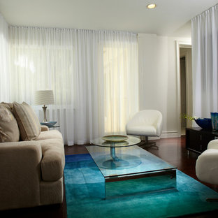 MIAMI FLORIDA - Stephen Tulloch Residence - By J Design Group - Modern Interior