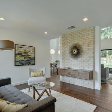 Mid-Century Addition and Remodel
