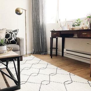 Soggiorno moderno con porta TV ad angolo - Foto e Idee per ...