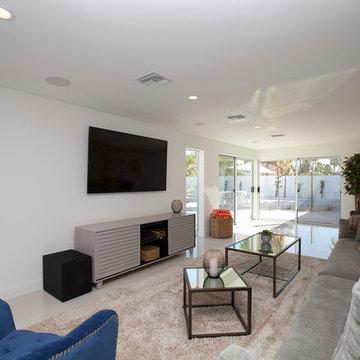 Mid Century Modern Rancho Mirage