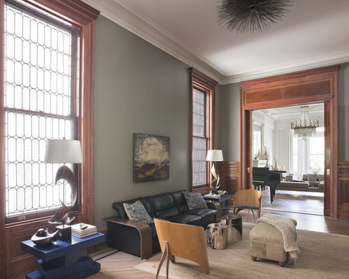 Benjamin Moore Horizon Gray Houzz