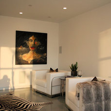Modern Family Room by Sean Key Design - Architecture