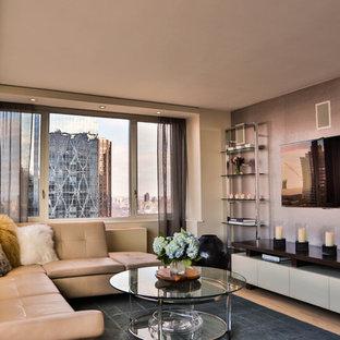 Midtown Penthouse.  New York City.