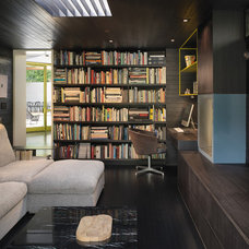 Modern Family Room by Christopher C. Deam - Design and Architecture