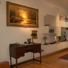 Modern Family Room by Ginardi Arredamenti srl