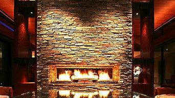 Misc custom fireplace designs