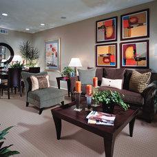 Family Room by Diablo Flooring,Inc