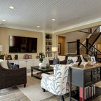 Holmby Hills - Transitional - Family Room - Los Angeles - by P2 Design