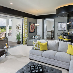 Model Home Interior Design - Ravenna 1291