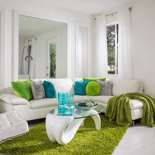 MODEL HOME Interiors by Perla Lichi Aventura Place