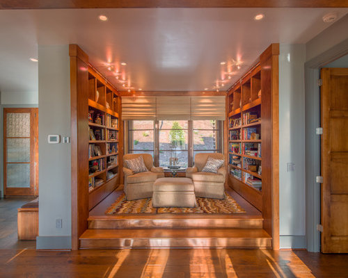 Reading Room Houzz