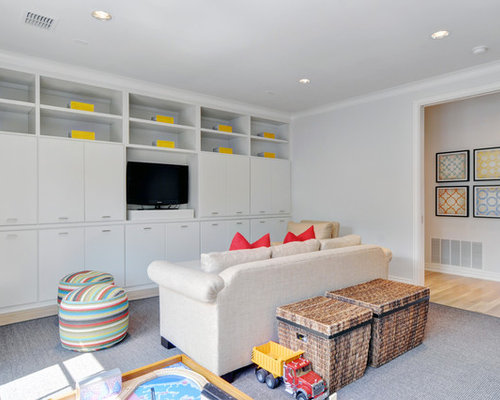 Family room storage home design ideas pictures remodel and decor - Kids rumpus room ideas ...