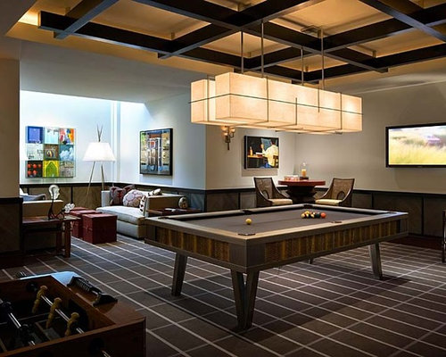 Houzz | Contemporary Game Room Design Ideas & Remodel Pictures