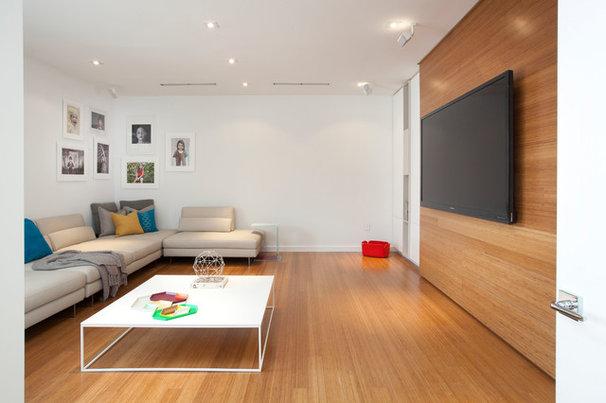 Modern Family Room Modern Family Room