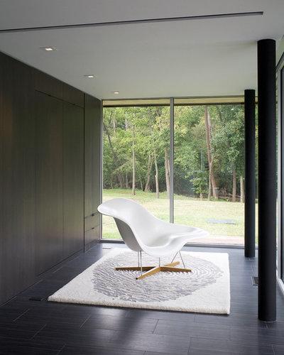 Moderno Sala de estar Modern Family Room