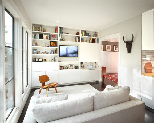 Built In Wall Unit Houzz