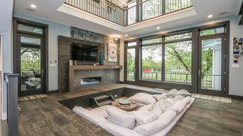 Modern Farm House Eco-Smart Home | Naperville, IL