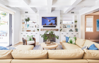 The Most Popular New Living Rooms and Family Rooms