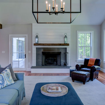 Modern Farmhouse - Norwell
