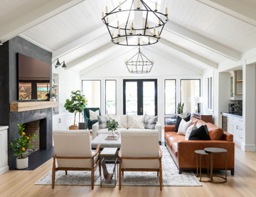 Modern Farmhouse Remodel