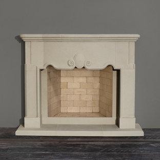 Modern French Fireplace Mantel Styles