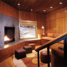 Modern Family Room by Austin Patterson Disston Architects