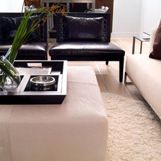 Modern Family Room by Palmer Todd