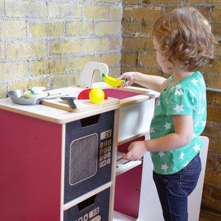 Modern Kids Play Kitchen