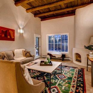 Modern Pueblo Style Home in Santa Fe