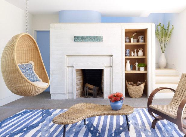 Современный Семейная комната by Austin Patterson Disston Architects