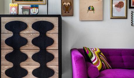 5 Bold & Beautiful Sofa Colours