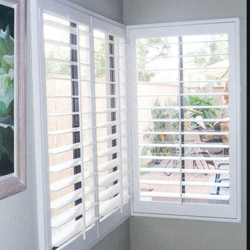 Modern Window Blinds, Shades, Shutters and Motorized Drapes, Curtains
