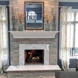 Mokena - Fireplace Makeover