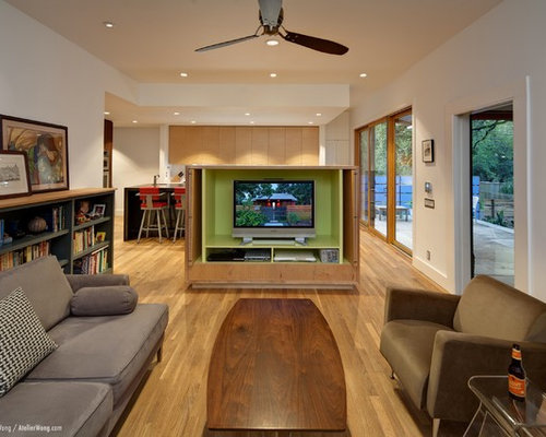Tv Room Divider Houzz