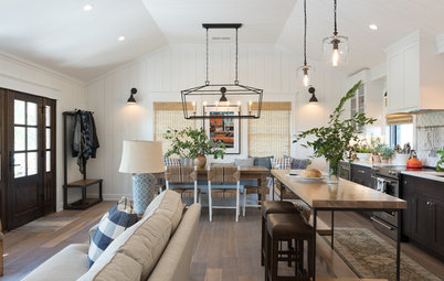 Houzz Tour: Kentucky Country Comfort in 750 Square Feet